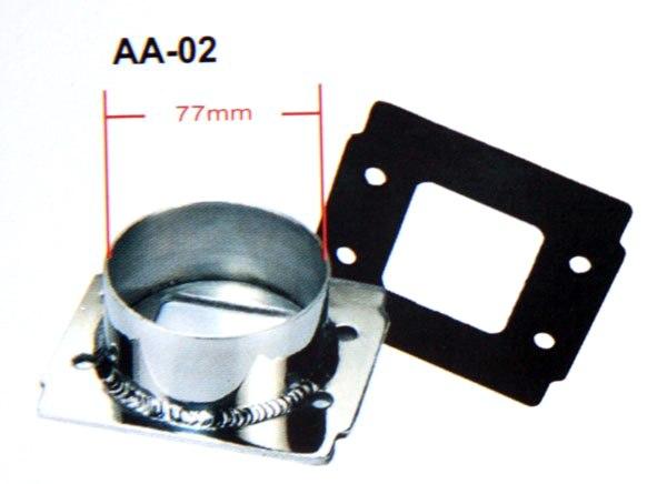 Adapter Filtra Stożkowego AA02 - GRUBYGARAGE - Sklep Tuningowy